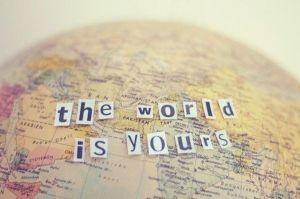 worldisyours